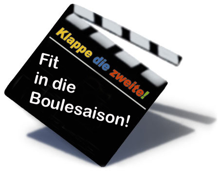 Fit in die Boulesaison